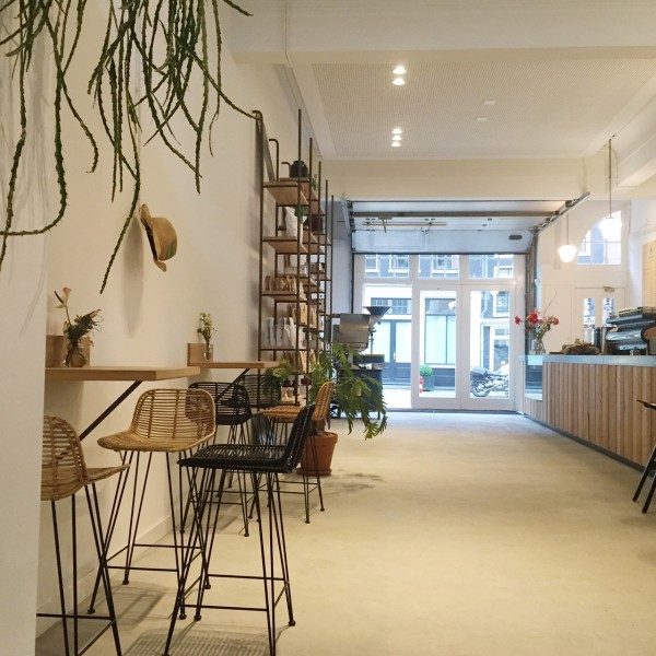 Bocca Coffee Amsterdam voor specialty coffee