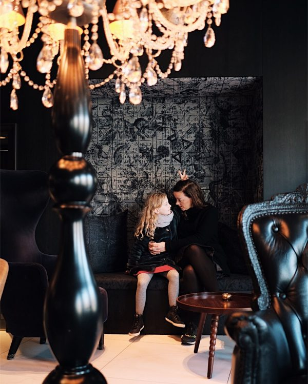 Family staycation in het Andaz Amsterdam