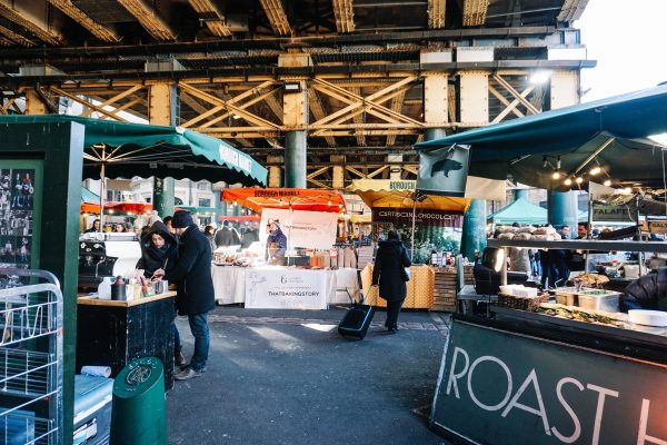 Borough Market -kidsproof-London