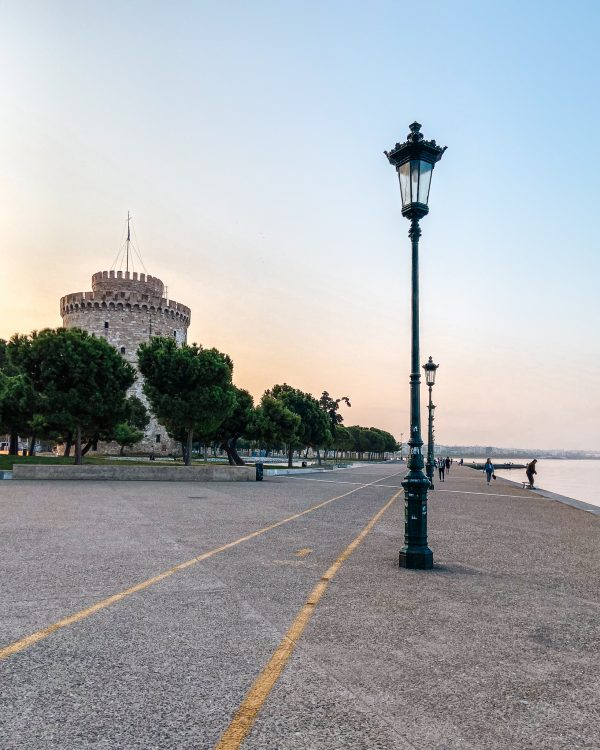 24 uur Thessaloniki - White Tower