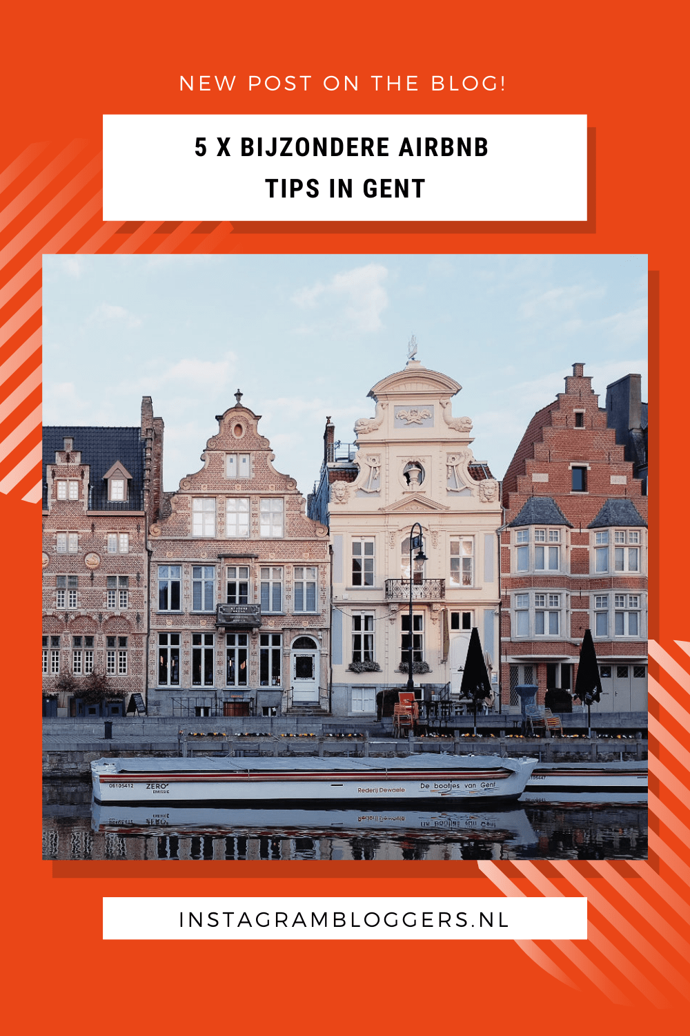 AIRBNB tips in Gent