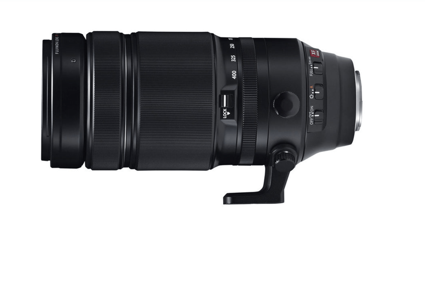 Review: Fujifilm XF100-400mm superzoom