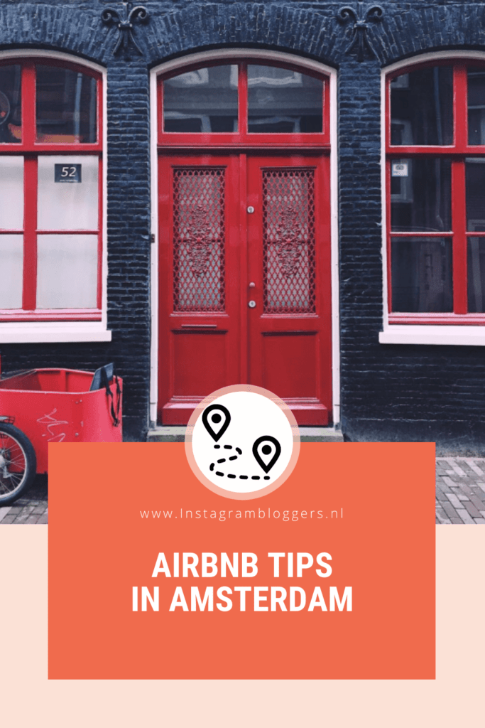 Airbnb tips in Amsterdam